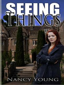 seeing things book cover by nancy m young